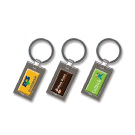 100889 Trends Collection Wave Key Ring