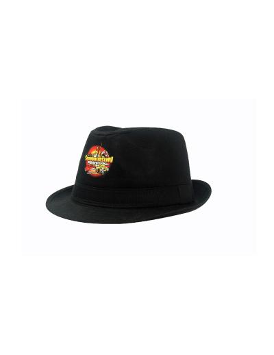 Fedora Cotton Twill Hat - Promotrenz 8fae6e55078