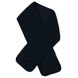 J518 Legend Life Polar Fleece Scarf Black