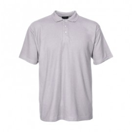PCP-short-sleeve-polo-white-front