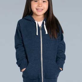 3019 AS Colour Kids Traction Zip Hoodie
