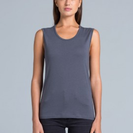 4018 AS Colour Tank Tee