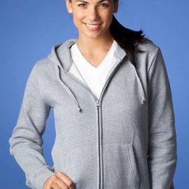 lh2503 Aussie Pacific Ladies Kozi Zip Hoodies