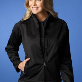 lj2505 Aussie Pacific Stirling Ladies Softshell Jacket