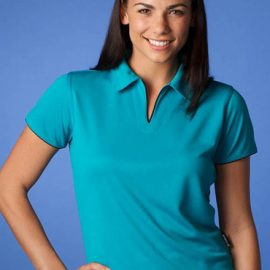 lp2302 Aussie Pacific Ladies Yarra Polo