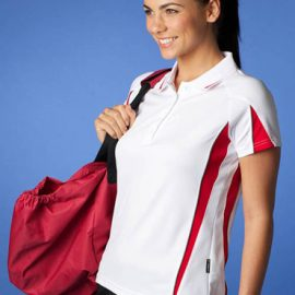 lp2304 Aussie Pacific ladies Eureka Polo