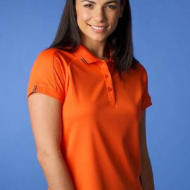 lp2308 Aussie Pacific Ladies Flinders Polo