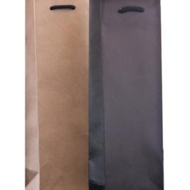 Single wine bag 350 x 100 x 90