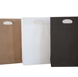 Three medium sized bags