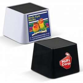 108222 Trends Collection Cube Bluetooth Speaker