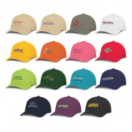 109107 Trends Collection 6 Panel Heavy Cotton Cap
