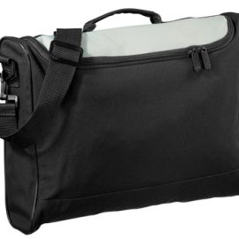 b246 Legend Life Seminar Bag Black/Silver