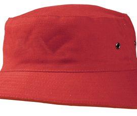 4007 Legend Life Bucket Hat Red