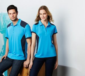 P705MS Biz Collection Mens Rival Polo