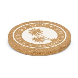 112967 Trends Collection Oakridge Cork Coaster Round