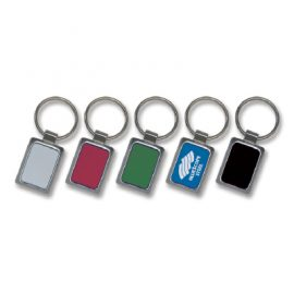 The Trends Collection Laser Etch Metal Key Ring is a metal key ring with aluminium finish.  Laser Engraving.  Great branded metal key rings.