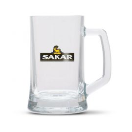 The Trends Collection Munich Beer Mug is a solid 400ml beer mug. Great branded promotional beer glass mug perfect for hospitality or corporate gifts.