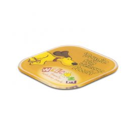 The Trends Collection Clarion Coaster is a plastic coaster with smart frosted finish. Frosted Clear. Great branded promotional hospitality products.