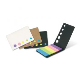 The Trends Collection Magic Flags is a book is 125 assorted colour, stick anywhere flags. 3 colours. Great branded promotional product to highlight and save those great pages!