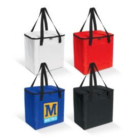 The Trends Collection Arctic Cooler Bag is a robust large cooler bag.  2 colours available.  Great corporate gifts.  Great branded promotional cooler bag product.