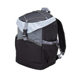 The Legend Life Sunrise Cooler Backpack is ideal for those day long treks to carry supplies. In Black with Silver Trim. Great branded cooler bags & backpacks.