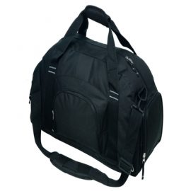 The Legend Life Motion Duffle bag has a double zip main compartment as well as end pockets. Black. 50 litres. Great branded duffle bags and travel products.