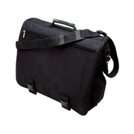 The Legend Life Reporter Briefcase has a large main compartments with 2 document pockets. Business card holder. Black. Great branded briefcases & business bags.