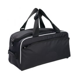 The Legend Life Wired Cooler Duffle can carry 24 standard 330ml bottles. Available in Black & Silver/Black. Great branded cooler duffles & bags.