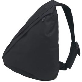 The Legend Life Sling Backpack has a double zip main compartment as well as a front pocket.  2 colours.  Branding on front of bag.  Great branded slings & bags.