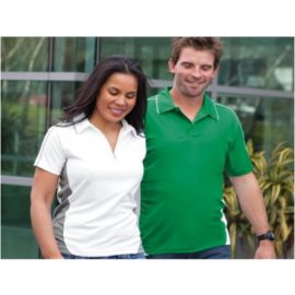 The Unlimited Edition Mens Pacific Polo is made from 100% Polyester quick Dry material. Available in 3 colours. Sizes S-5XL