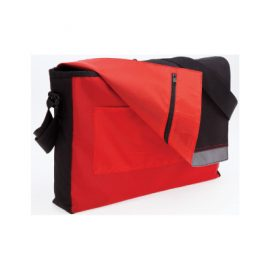 The Legend Life Leading Edge Satchel is tri colour satchel & comes in 3 colour combinations. Great branded satchels & conference bags.