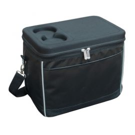 The Legend Life Hard Top Cooler is great for picnics with a lid that can be used as a picnic table and drink holder. Available in black and can be branded.