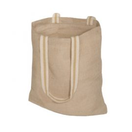 The Legend Life Be Eco Juco Tote is made of juco - jute and cotton. Natural, Black & Eco Green.  Great branded eco friendly products & tote bags.