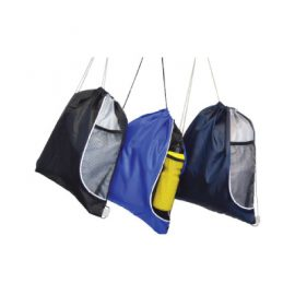The Legend Life Sport Pack has 2 back cords & can be used over the shoulder or as back pack. 4 colours. Branded on front. Great branded backpacks & sports bags.