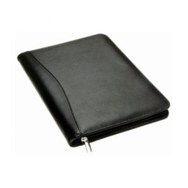 The Legend Life Leather A4 Compendium with Calculator is the perfect addition to your business career. Black. Great branded compendiums & business portfolios.