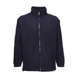 The Aurora Kids Microfleece Jacket is a dense heavy weight micro fleece. Ideal for Uniforms. 340gsm. Available in Black and Navy. Sizes 4 - 14.