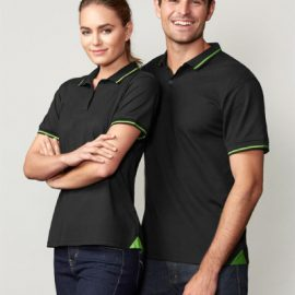 The Biz Collection Ladies Jet Polo is a 50% cotton, 50%BIZ COOL™ Polyester polo shirts. 5 colours. 8 - 24. Great branded biz cool polo shirts & uniforms.