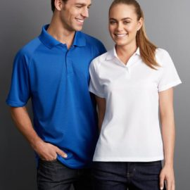 The Biz Collection Ladies Sprint Polo is a BIZ COOL™ 100% Breathable Polyester polo shirt.  9 colours.  Great branded biz cool polo shirts & uniforms.