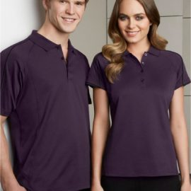 The Biz Collection Ladies Blade Polo is a BIZ COOL™ 60% cotton, 40% polyester polo.  5 colours.  6 - 24.  Great branded polos & embroidered uniforms.