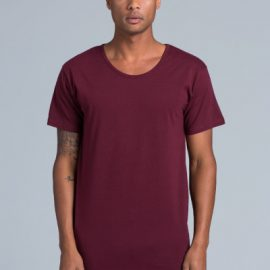 The AS Colour Shadow Tee is a 150gsm, 100% cotton, scoop neck tee. Available in 7 colours. Sizes XS - 2XL. Great branded, screen printed AS Colour Tee.