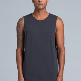 The AS Colour Barnard Tank Tee is a 150gsm, 100% cotton singlet. In 8 colours. Sizes XS - 2XL. Great branded tank tee or singlet from AS Colour.