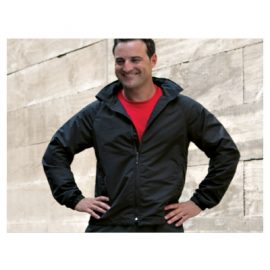 The Unlimited Edition Latitude Adult Track Jacket is a adult team jacket available in Black or Navy.  Great branded adult sports team jackets.