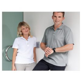 The Unlimited Edition Mens Executive Polo is made from 100% Polyester quick dry material. Available in 4 colours. Sizes S-5XL