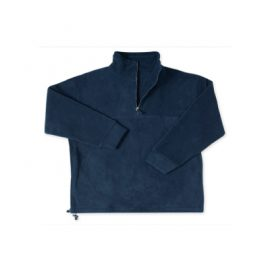 The Unlimited Edition Polar Fleece Pull Over is made from 1--% polyester polar fleece. Available in Black & Navy. Sizes XS -5XL