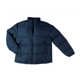 The Unlimited Edition Mens Alpine Puffer Jacket is made from 100% polyester with a showerproof outer shell. Available in Black & Navy.  Sizes XS-5XL.