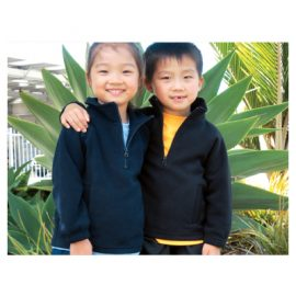 The Unlimited Edition Kids Plain Fleece Pullover is made from 100% polyester microfleece.  Available in 3 colours.  Sizes 4-14.