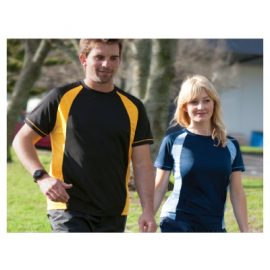The Unlimited Edition Proform Adults Tee is made from 100% polyester quick dry fabric. Available in 18 colours. Sizes 3XS (8) - 7XL (28).