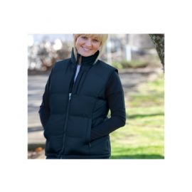 The Unlimited Edition Womens Alpine Puffer Vest is made from 100% polyester microfleece lining and 100% polyester outer. Available in Black & Navy. Sizes 8-20.