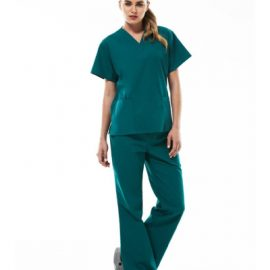 The Biz Collection Ladies Classic Scrubs Top is a 65% polyester scrubs top.  7 colours.  2 pockets.  Great branded healthcare uniforms.