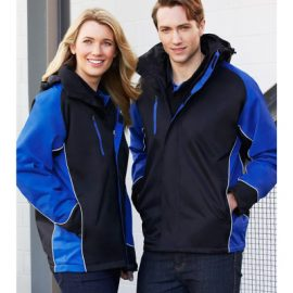 The Biz Collection Unisex Nitro Jacket is a modern fit, nylon outer, microfleece inner jacket.  7 colours.  XS - 5XL.  Great contrast jackets from Biz Collection.